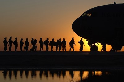 Американски войници се прехвърлиха от Сирия в Ирак