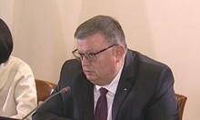 Сотир Цацаров: Никой не омаловажава казаното от Румен Радев за Иван Гешев (На живо)