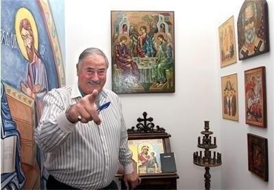 Жорж Ганчев. Снимка Архив