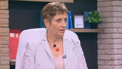 Евелина Славчева СНИМКА: bTV