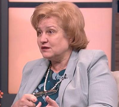Менда Стоянова Кадър: Би Ти Ви