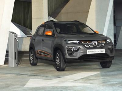 Първата електрическа Dacia Spring - от 11 000 евро и 225 км пробег