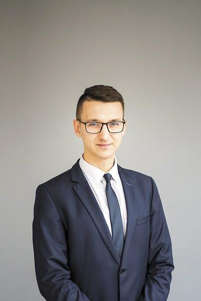 Георги Георгиев, съосновател на дружеството