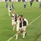 Роналдо не се притеснява да целува мъже