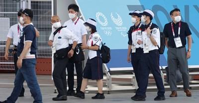 Япония обяви извънредно положение по време на олимпиадата. СНИМКА: РОЙТЕРС