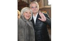 На сватбата на Виденлиева три внучета - едното на 61 години