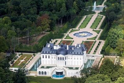 Chateau Louis XIV Снимка Ройтерс