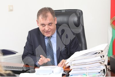 Георги Чолаков - председател на Върховния административен съд СНИМКА: 24 часа