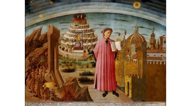 Правнукът на Данте иска преразглеждане на смъртната му присъда