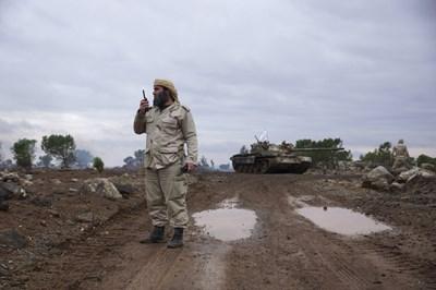 Шансовете за мир в Сирия на този етап са по-скоро минимални СНИМКА: РОЙТЕРС