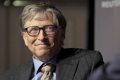 Милиардерът Бил Гейтс се срещна днес с американския президент Доналд Тръмп. Снимка Архив