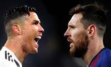 Роналдо vs Меси - рунд пореден в тяхната игра на тронове