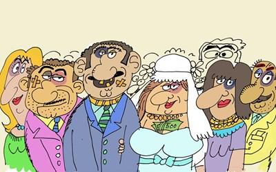 Масово сбиване на две враждуващи фамилии в ромската махала на Казанлък ескалира в сватба