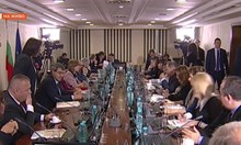Започна заседанието на ВСС за прегласуване на кандидатурата на Иван Гешев (На живо)