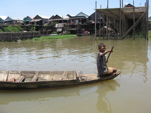 По течението на митичната река Меконг