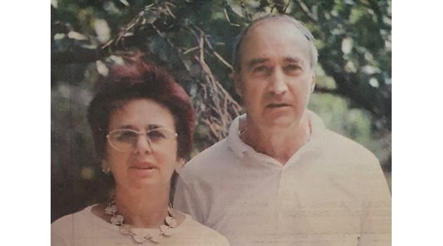 Юлия Берберян се скарва с родителите си, за да се омъжи за Георги Малеев