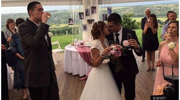 Секссимволът на Нова тв се ожени за момиче на Гала