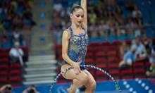 Силна, красива, умна, смела и изящна! Това беше Неви вчера! Честит ни първи медал от Световно