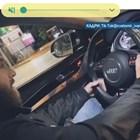 На клипа се вижда как автомобилът вдига 307 км/ч  Снимка: бТВ