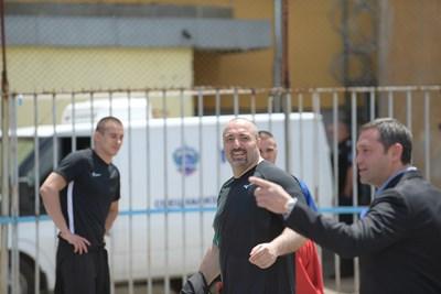 Димитър Желязков-Митьо Очите бе задържан под стража от август 2018 г.