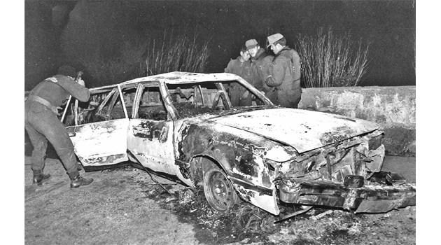 Обучаваме чилийци да убият Пиночет. Престрелката трае 6 минути, убити са петима души от охраната му, 11 техни колеги са ранени