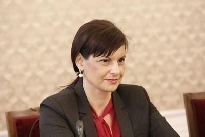 Даниела Дариткова СНИМКА: Архив