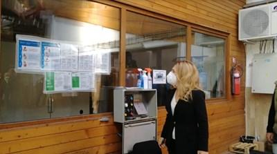 Вицепремиерът и министър на туризма Марияна Николова инспектира места за настаняване и ски съоръжения в Банско СНИМКИ: Министерството на туризма