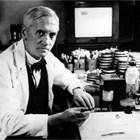 Александър Флеминг - откривателят на пеницилина. Снимка Архив
