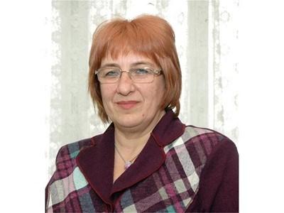 Кръстина Стайкова  СНИМКА: Архив