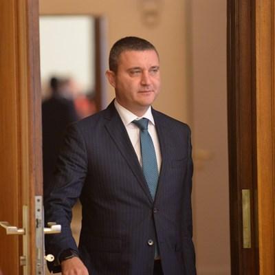 Владислав Горанов СНИМКА: Николай Литов