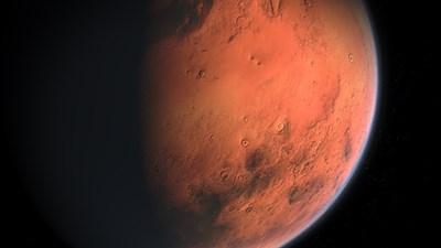 Марс СНИМКА: Pixabay
