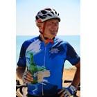 """Два дни след края на """"Дунав Ултра"""" Петър Димитров изминава пробег от още 190 км."""