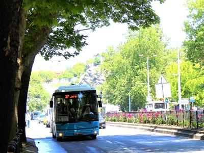 За 3 дни: Полицията в Пловдив провери 631 пътници, пише актове за маски