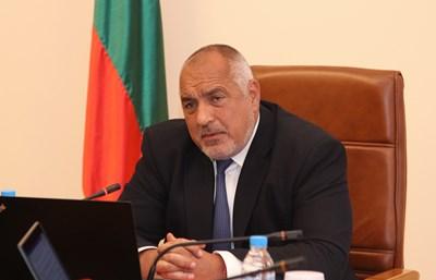 Бойко Борисов. Снимки правителствена пресслужба