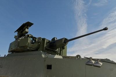 """Това е куполът, който """"Елбит"""" предлагат на армията."""