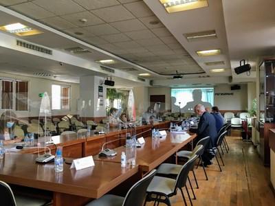 Открито заседание за цените на газа от 1 септември