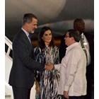Кралят и кралицата на Испания на посещение в Куба (Снимки)