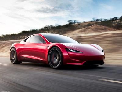 Tesla Roadster ще може да лети на 2 метра от земята!