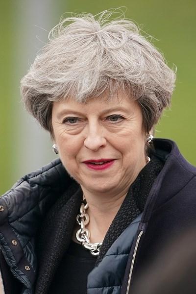 Премиерът на Великобритания Тереза Мей  СНИМКА: Ройтерс