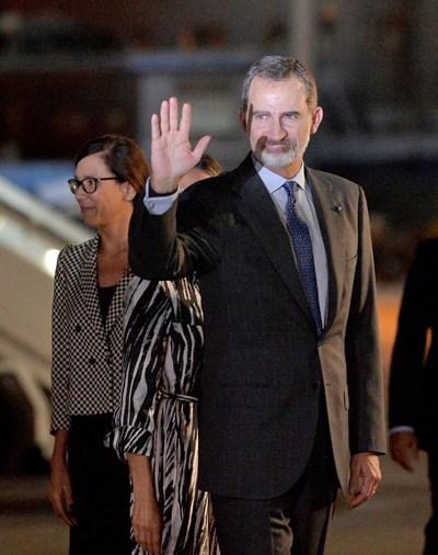 Испанският крал Фелипе Шести и кралица Летисия СНИМКИ: Ройтерс