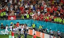 Швейцария взриви Евро 2020 със сензационна победа с дузпи над Франция