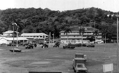 Лагерът на ЦРУ във Форт Клейтън в Панама, където е пратен Димитров
