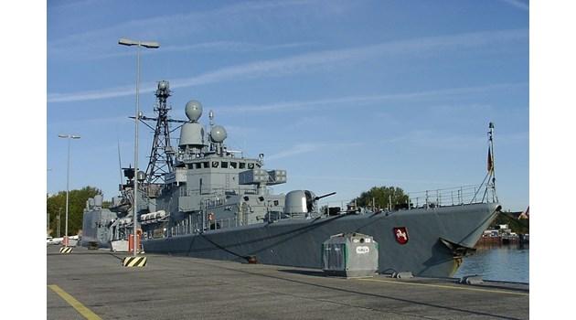 Турция създава нова военна база в Черно море