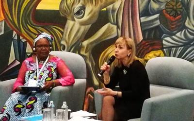Общественият защитник участва във форум на УНИЦЕФ, посветен на децата и младежите с увреждания. Снимка и видео пресцентър на омбудсмана
