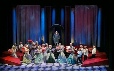 """Комедия от Гаетано Доницети """"Дон Паскуале"""" ще се играе на 13 април от 19:00 часа в Софийската опера."""