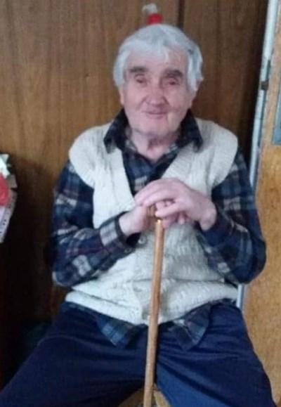 Снимката, с която близките три седмици издирваха дядо Петко.