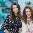 Никол Станкулова (вляво) и Гергана Малкоданска са вече в отпуск. СНИМКА: НОВА ТВ/ КРАСЕНА АНГЕЛОВА