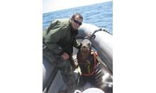 Възпитаник на Американския колеж - първи убит в студената война с делфини