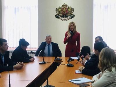 Николина Ангелкова СНИМКИ: Министерство на туризма