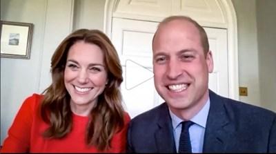 Кейт Мидълтън и принц Уилям Снимки: Инстаграм/ kensingtonroyal